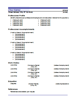 Which Resume Format Is The Best?  Stewart, Cooper & Coon. Examples Of Professional Qualifications For Resume. Objective For Business Administration Resume. Language Skills On Resume. Build My Resume For Free. New Grad Nursing Resume Template. Resume Of A Preschool Teacher. Resume Interests Section Examples. How To Put Cum Laude On Resume