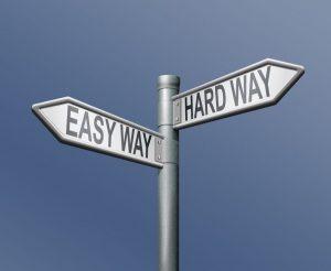 Crossroads_Easy Way - Hard Way