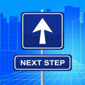 next-step-represents-arrow-display-and-progression