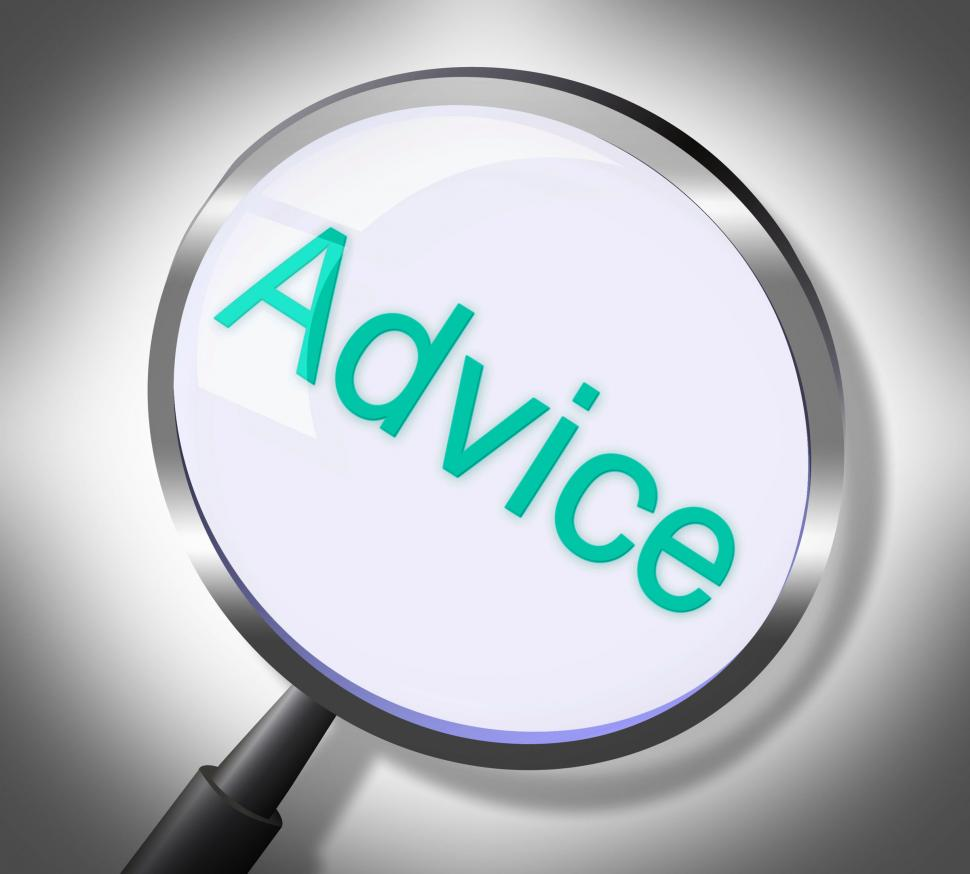 Advice From Influential Execs - Advice_magnifyer