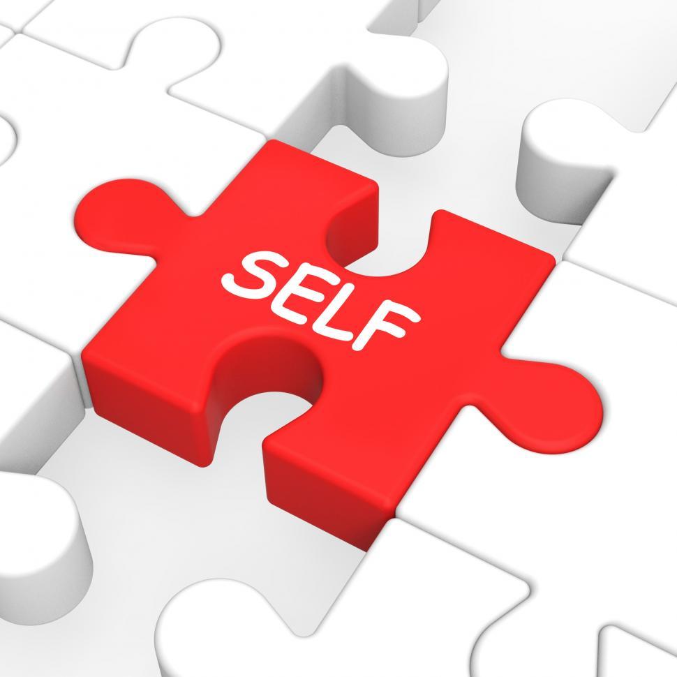 Company Culture - Puzzle Piece_Self