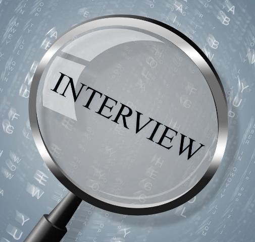 Navigating the End of Your Job Interview - magnifying glass