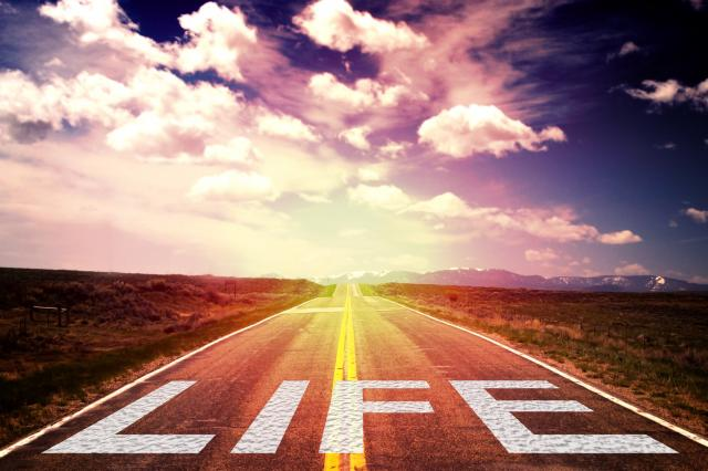 Relocating for Your Job - highway_life_sunset