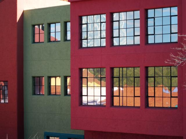 Small Business - buildings_windows