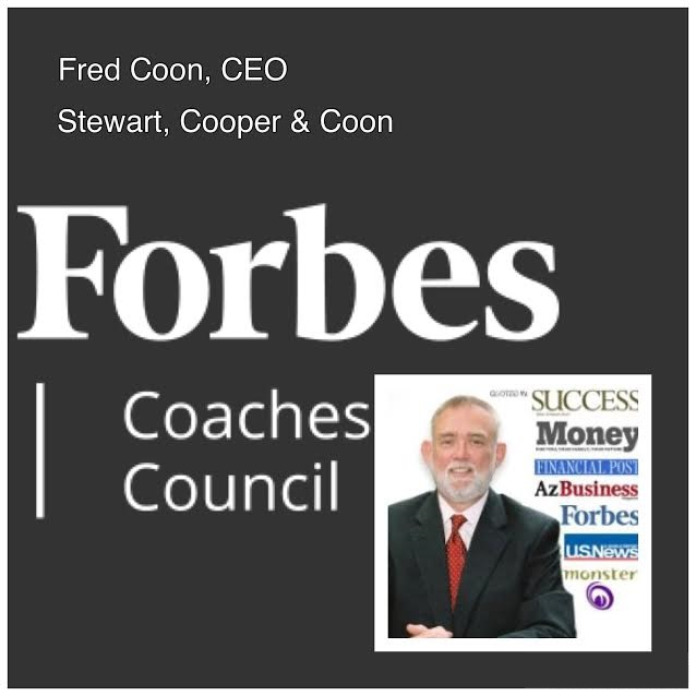 Fred Coon - FORBES pic
