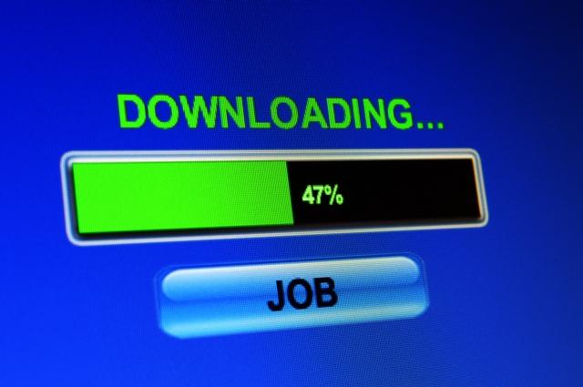 Download job