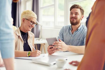 Shutterstock Immage Via Forbes_Employee Friendly Way to Actively Motivate Your Workstaff