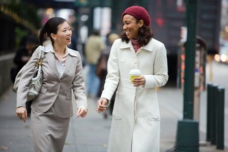 Small-Talk-Skills-2-business-women-walking-down-city-street