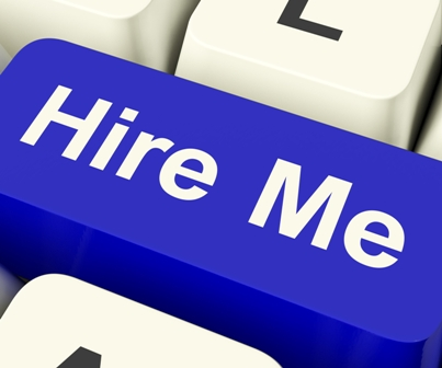Unemployeds-Guide-to-Job-Seeking-Hire-Me-Button-keyboard