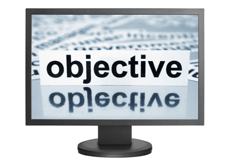 Company-Purpose-Objective-on-Computer-Screen