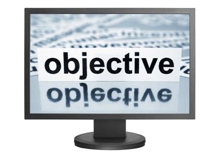 Company-Purpose-Objective-on-Computer-Screen