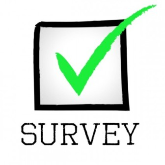 Managing Customer Reviews - survey graphic