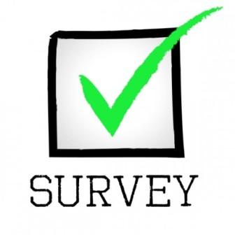 Managing Customer Reviews - survey graphic