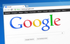 SEO - Google Home Page