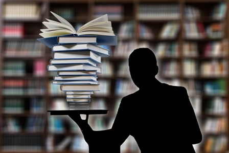 Thought Leadership - outline of person_books