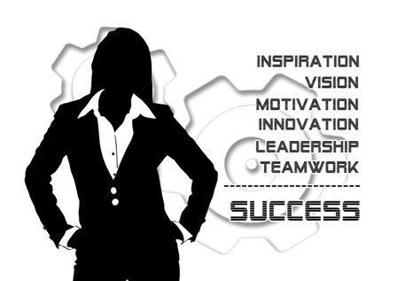 Leadership Lessons - B&W Graphic_Success
