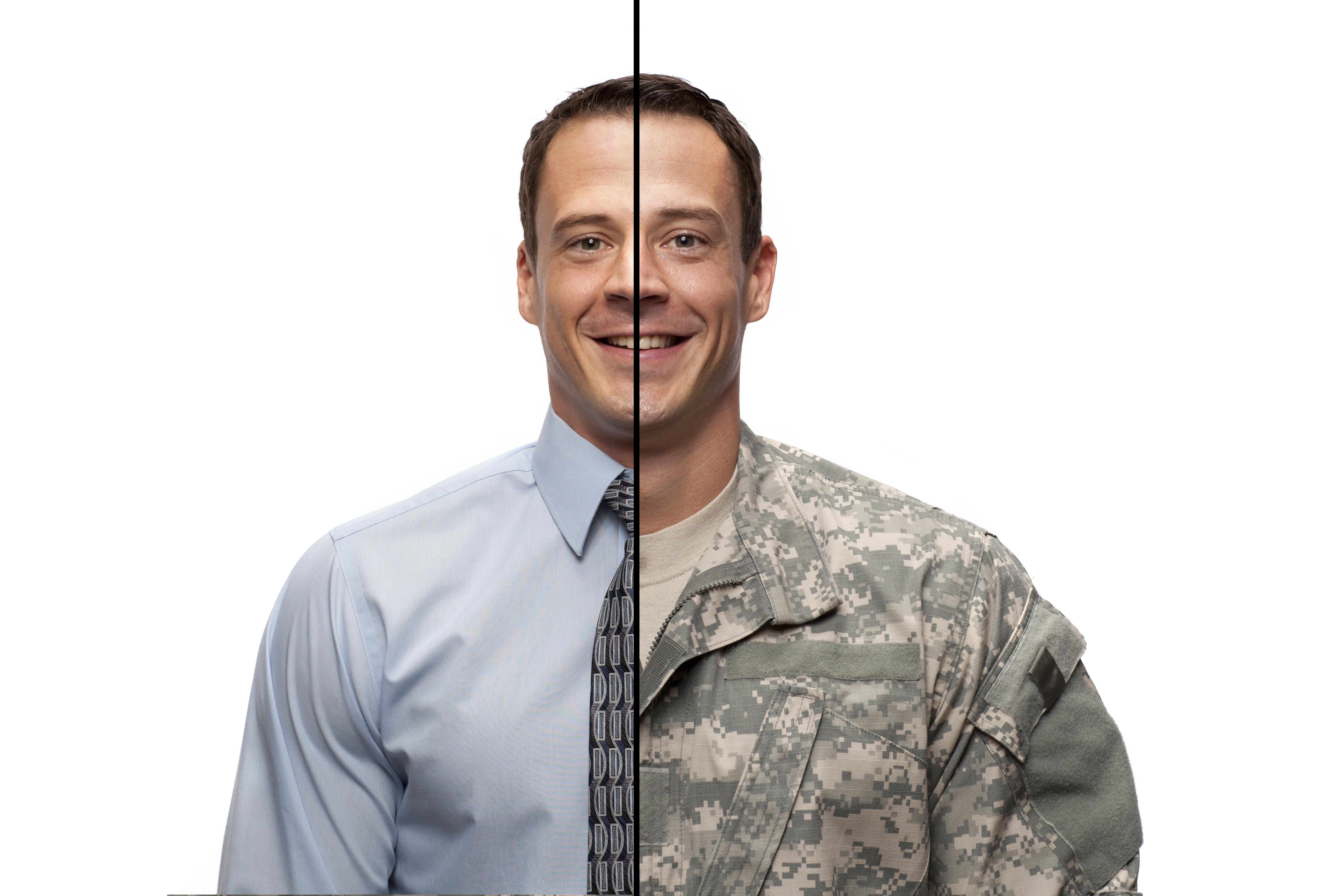 Military Transition - Non Profit - Civilian_Soldier
