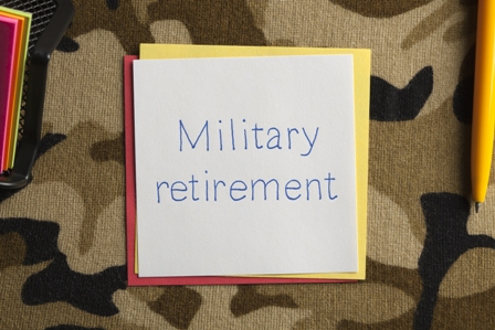 Military Transition - Non Profit - Paper on Camo
