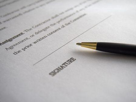 FMLA - Legal agreement