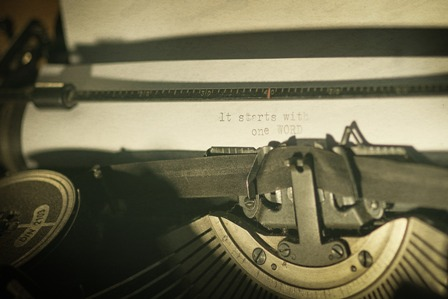 Value Proposition - Old Typewriter