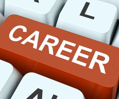 Career Reboot - Keyboard