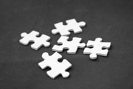 Guest Writer - Puzzle Pieces