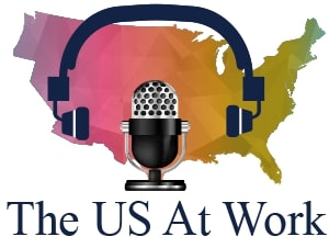 PODCAST LOGO - US at Work