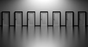 Decision - Doors - Kathy Gamboa Article